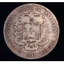 [sc] Venezuela 5 Bolívares 1911 25 Gr Plata