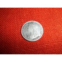 Antigua Moneda Inglesa.3 Pence Año 1898 Plata 925 Ver !!!!