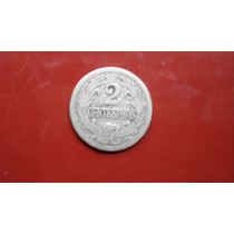 Moneda 2 Centesimos Año 1909.- (buen Estado)