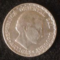 Lote De Monedas De Uruguay Antiguas