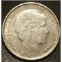 Uruguay 20 Centésimos De Plata Año 1942 Muy Buena Moneda Lee