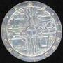 Ch Oferta 2 Monedas Fao $1.000 Año 1969 De Plata