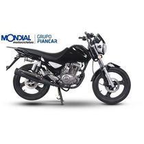 Moto Mondial Modelo Rd 125 T , 0 Km