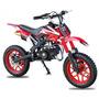 Moto Mini Cross 49cc 2 Tiempos Marca Cesco Arranque Electric