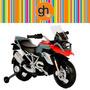Moto Bateria Bmw 1200 Diseño Real Bebesit Gh Equipamientos