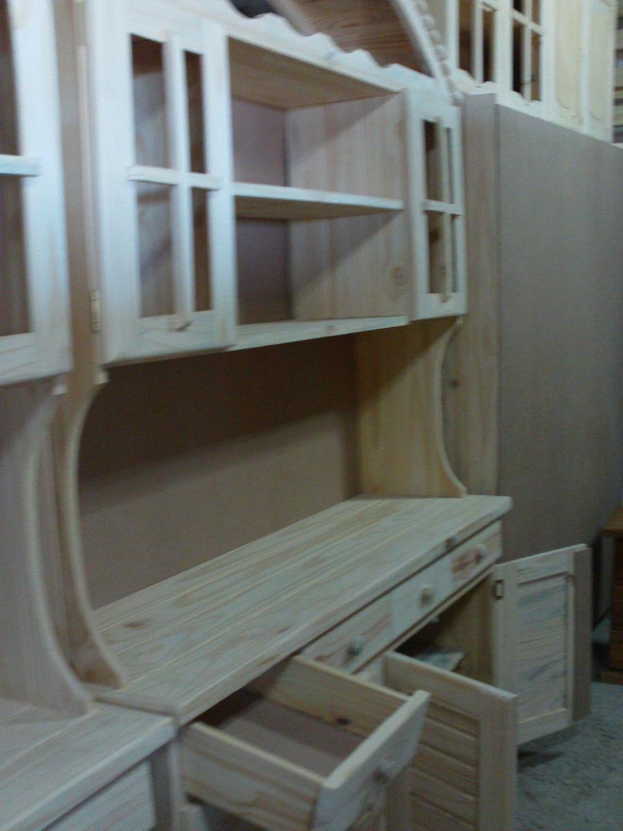 Mueble de cocina con cajones y puertas for Mueble 6 puertas