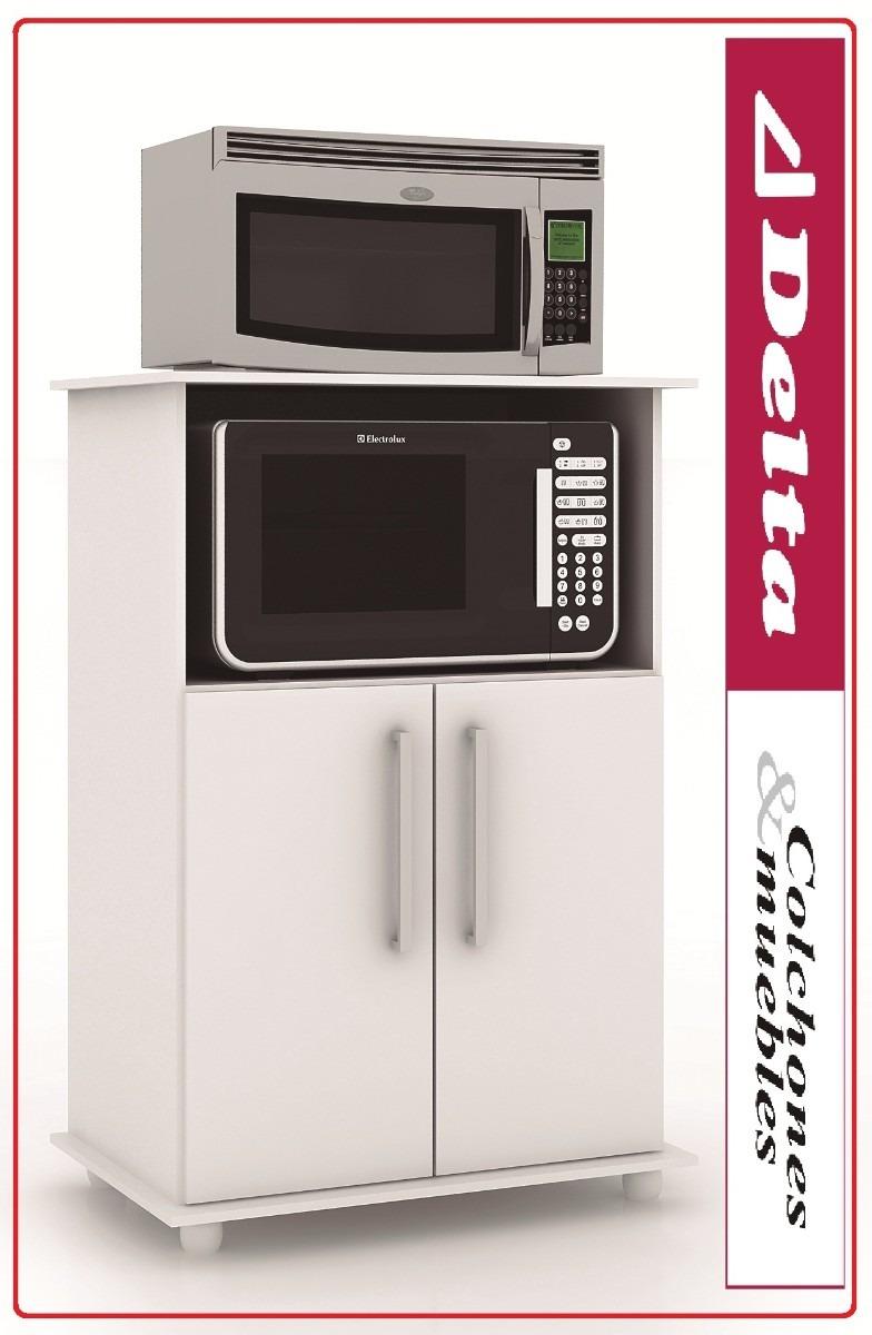Mueble auxiliar cocina para microondas - Mueble microondas conforama ...