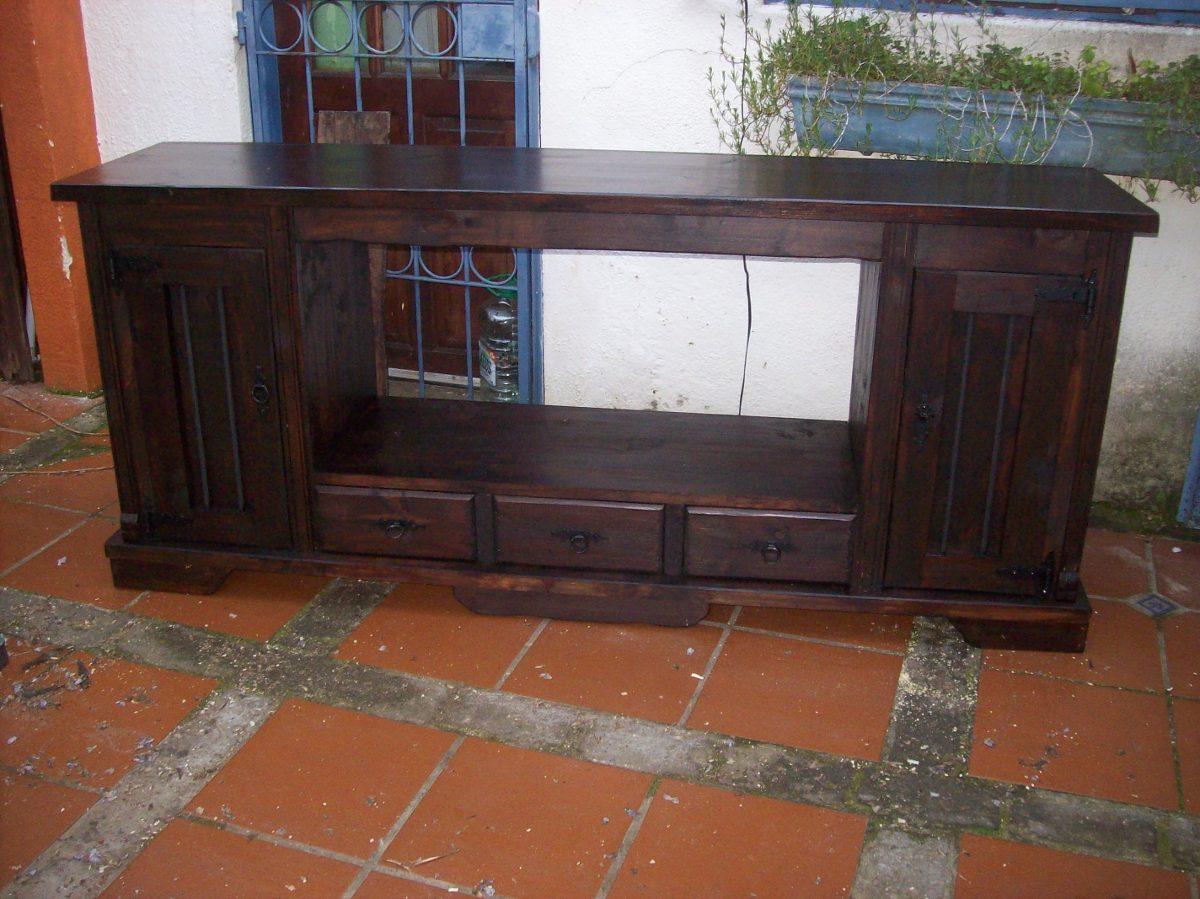 Bachas Para Baño En Madera:Bajo Mesada Rustico Pictures to pin on Pinterest