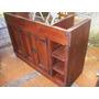 Mueble Baño Rustico