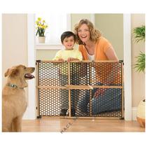 Baranda Puerta Seguridad Bambú Safety Ga035 61cm Altura