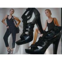 Zapatos Ultima Moda Marca Via Uno Importados De Brasil