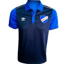 Nacional Camiseta Roja Polo Colección 2013-2014