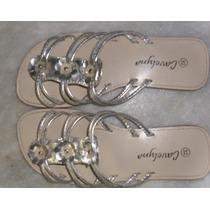 Sandalia Calzado Niña T 32 Largo Plantilla 20 Centímetros
