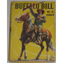 Buffalo Bill W Cody Tapa Dura