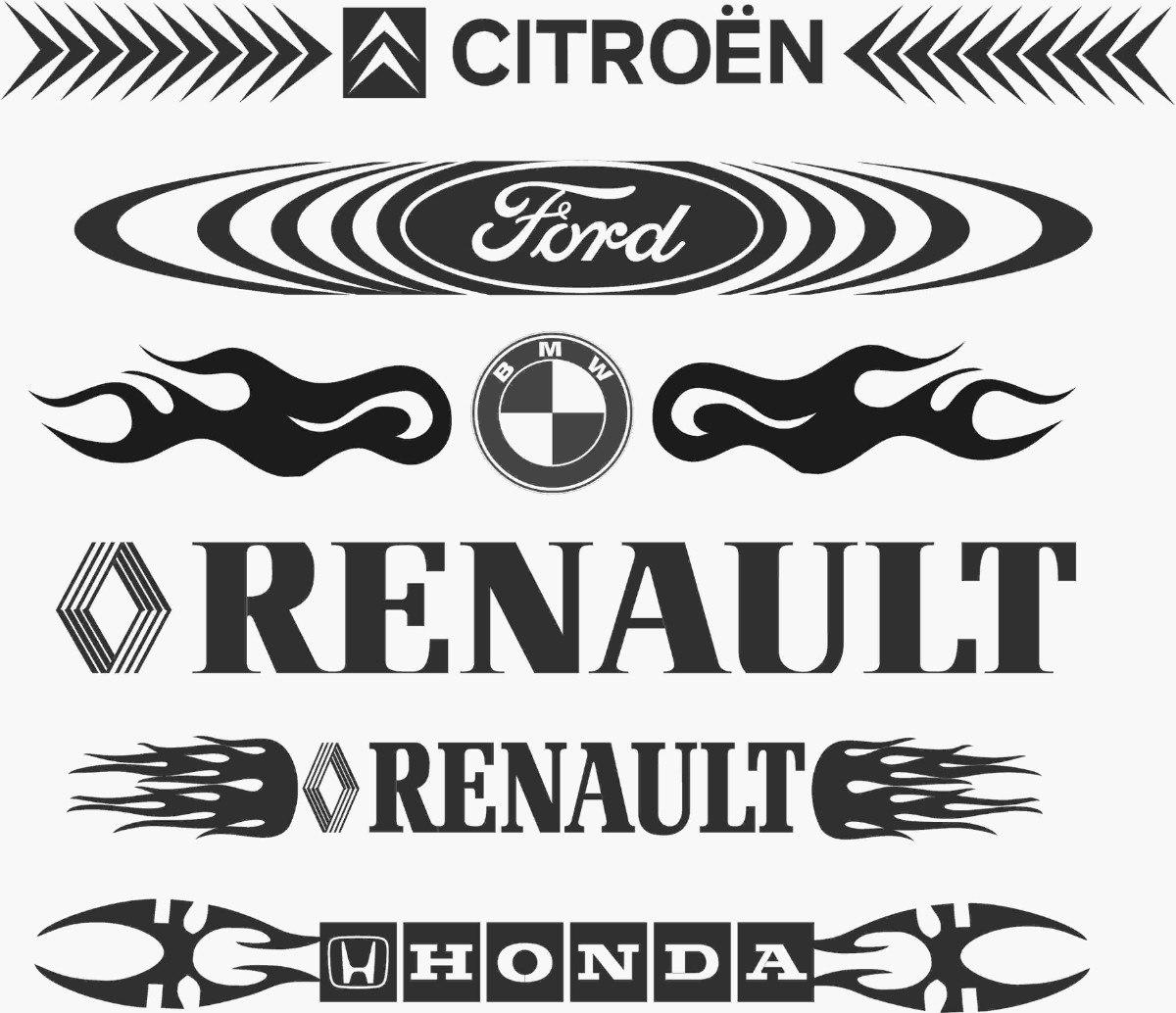 Logos tuning para autos gratis - Imagui