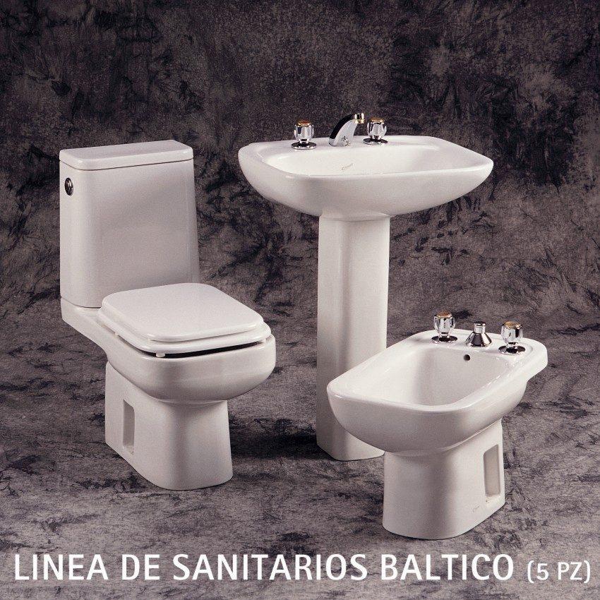 Juegos De Baño Olmos:Olmos Inodoro Con Mochila Blanco Water Para Baño Olmos – U$S 220,00
