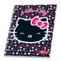 Cuaderno 48 Hojas Rayadas C/espiral Papiros 748 Hello Kitty