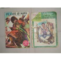2 Antiguas Revistas Historietas Años 1966 Y 1970