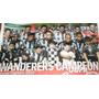 Wanderers Campeón Clausura 2014 Poster + Suplemento Ovación