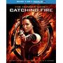 The Hunger Games Catching Fire Blu Ray ( Película Original )