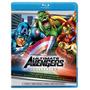 Ultimate Avengers Collection Pelìculas Animadas Blu Ray
