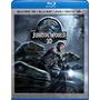 Jurassic World - Combo Blu-ray 3d + Blu-ray + Dvd Original