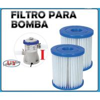 Filtro De Papel Para Bomba De Piscina Bestway Tamaño 1