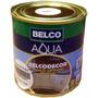 Esmalte Satinado Premium Belco 250 Ml Madera Metal Decoracio