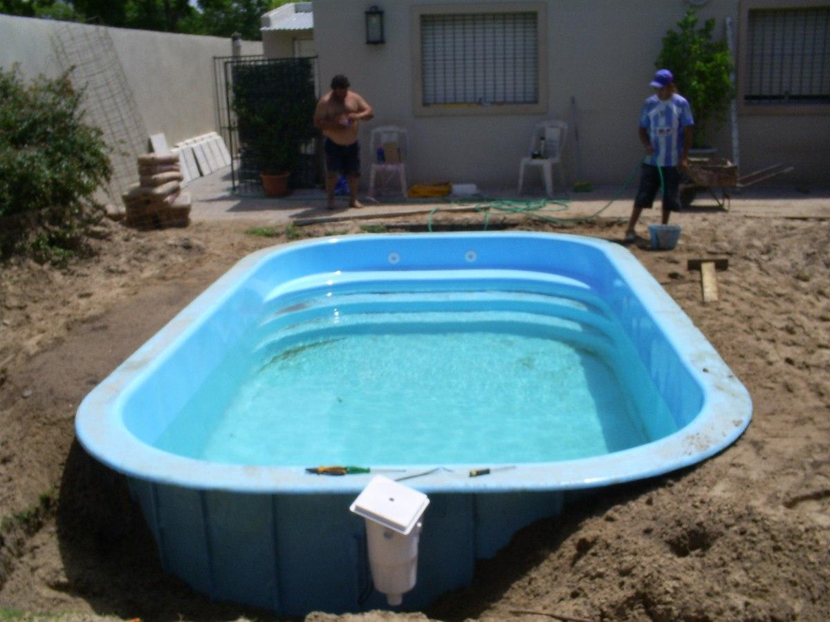 Pin piscinas fibra vidrio fotos presupuesto e imagenes on - Piscinas de fibra ...