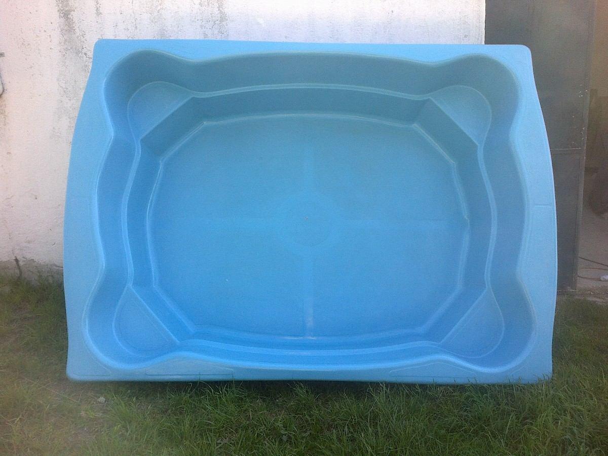 Piscina en fibra de vidrio u s 700 00 en mercadolibre for Costo piscina fibra de vidrio