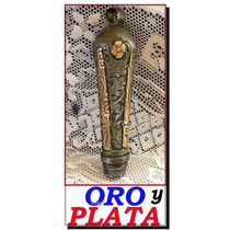 Cabo Patron Oro Plata No Mailhos Broqua Plateria Criolla