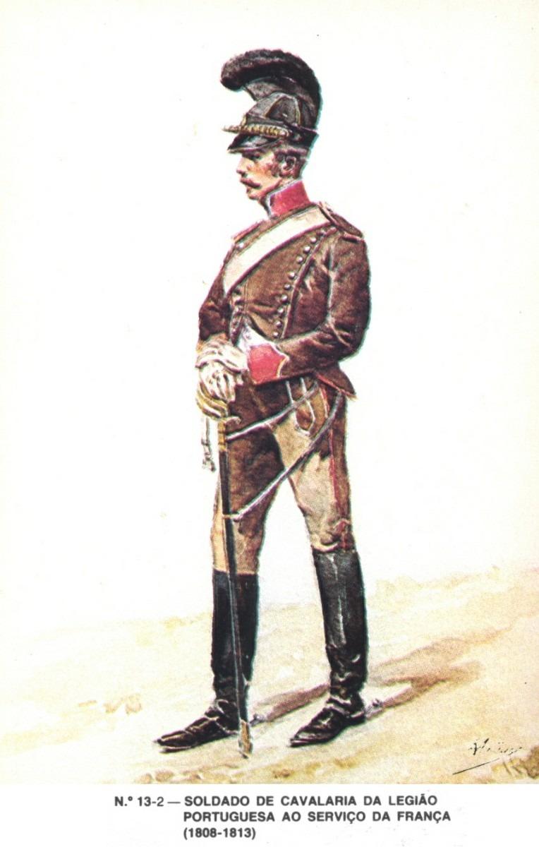 portuguese military uniforms ribeiro arthur 18th - 1900
