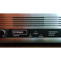 Potencia Am2001 Ds-9702 Timpano 2000 Watts Vendo O Permuto