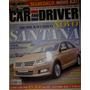 Revista Car And Driver- Automoviles- Brasil Santana