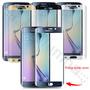 Vidrio Templado Samsung Galaxy S6 Edge Con Bordes Curvos