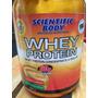 Whey Protein 500gms Scientific Body. 60gs Proteína