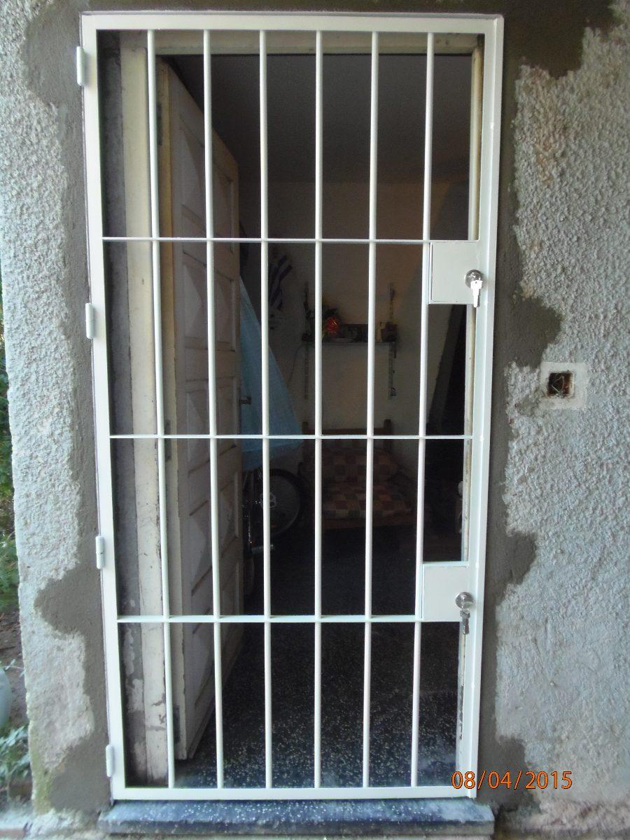 Puertas De Aluminio Para Jardin Gallery Of Reja Perimetral  ~ Puertas Jardin Aluminio Precios
