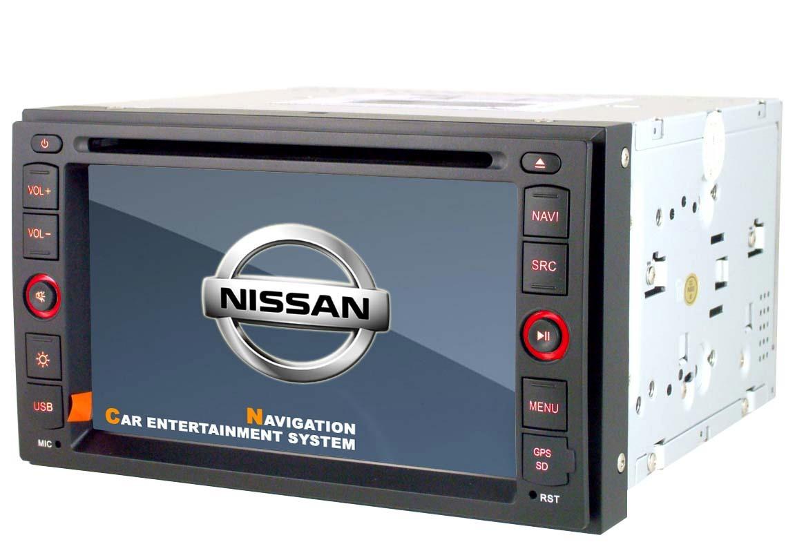 Nissan Tiida Stereo