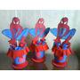 Centro De Mesa Spiderman Hombre Araña