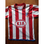 Camiseta Atletica Madrid Forlan No.7 Talle 14