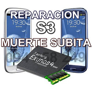 Reparacion S3 I9300 Muerte Subita Unbrick