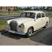 Repuestos Mercedes Benz Antiguos180/190/190dc/250/280/220