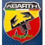 Emblema Insignia Logo Abarth