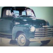 Chevrolet 51 Centro De Volante
