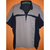 Camiseta Deportiva Sugoi Americana Muy Buena Calidad Talle L