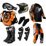 Kit Motocross/enduro Pro Tork Insane - Completo