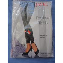 Medias Legging Tipo Pantalon Americanas Divinas Talle Unico
