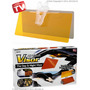 Visera Auto Visor Hd Vision Diurna Nocturna = Tv Ver Video