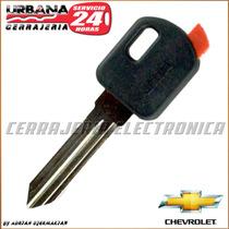 Llave Codificada Chip Chevrolet S10 Cerrajeria Urbana