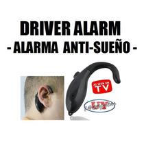 Alarma Driver Alarm Como En Tv Evite Accidentes Al Dormirse